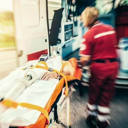EMS Workers: Coping With Stress